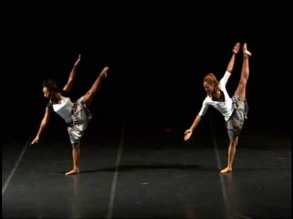 """nosi DANCE theater presents """"A SHOTGUN SHOWING (3+2=5)!""""'s video poster"""