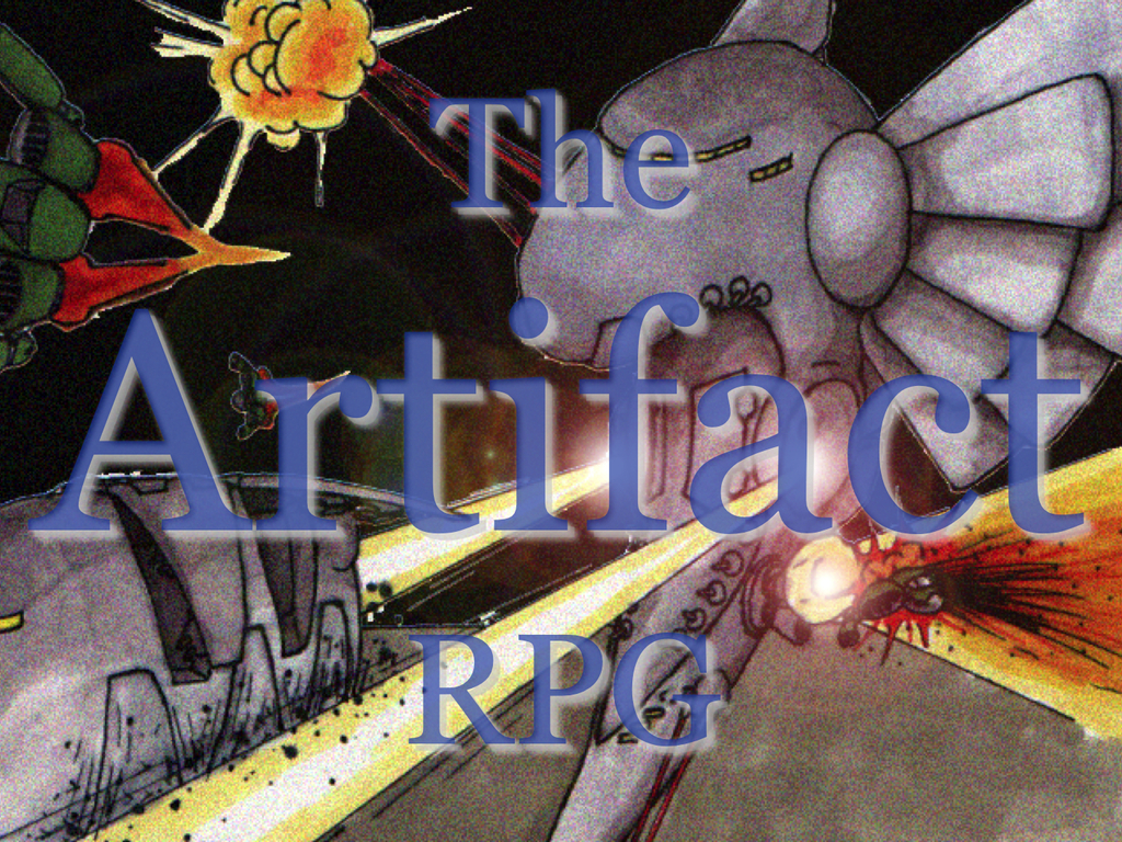 The Artifact RPG's video poster