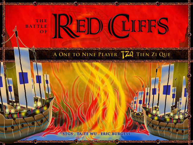 battle of red cliffs story The battle of red cliffs is a set-collection card game that can be played individually or in teams it is an adaptation of the designer's earlier creation tien.