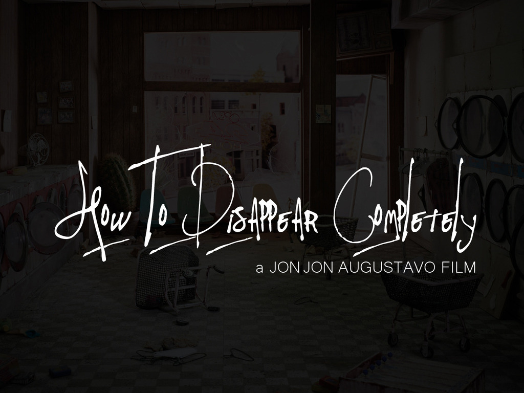 How to Disappear Completely | a Short Film's video poster