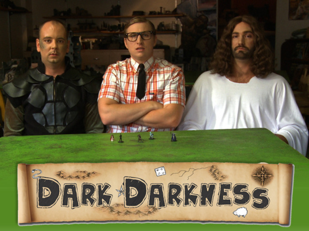 A web series called Dark Darkness: The Prequels's video poster