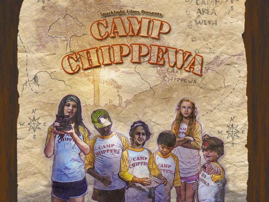 Camp Chippewa's video poster