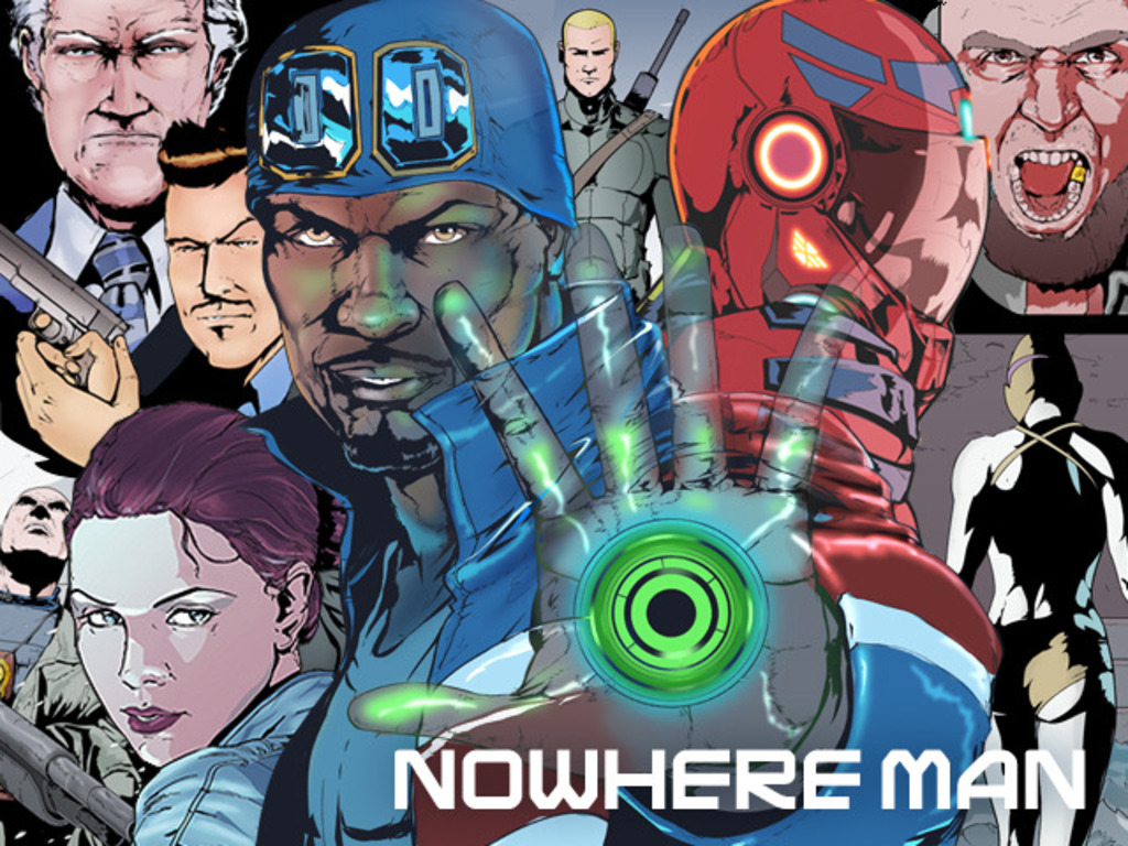 Nowhere Starts Here - Nowhere Man Volume One Pre-Orders's video poster
