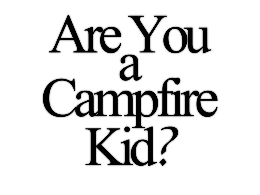 Campfire Kids record a debut full length on CD & Vinyl!'s video poster