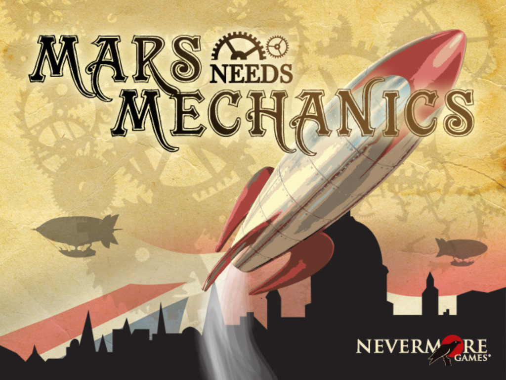 Mars Needs Mechanics: Steam Engineers Bound for Space's video poster