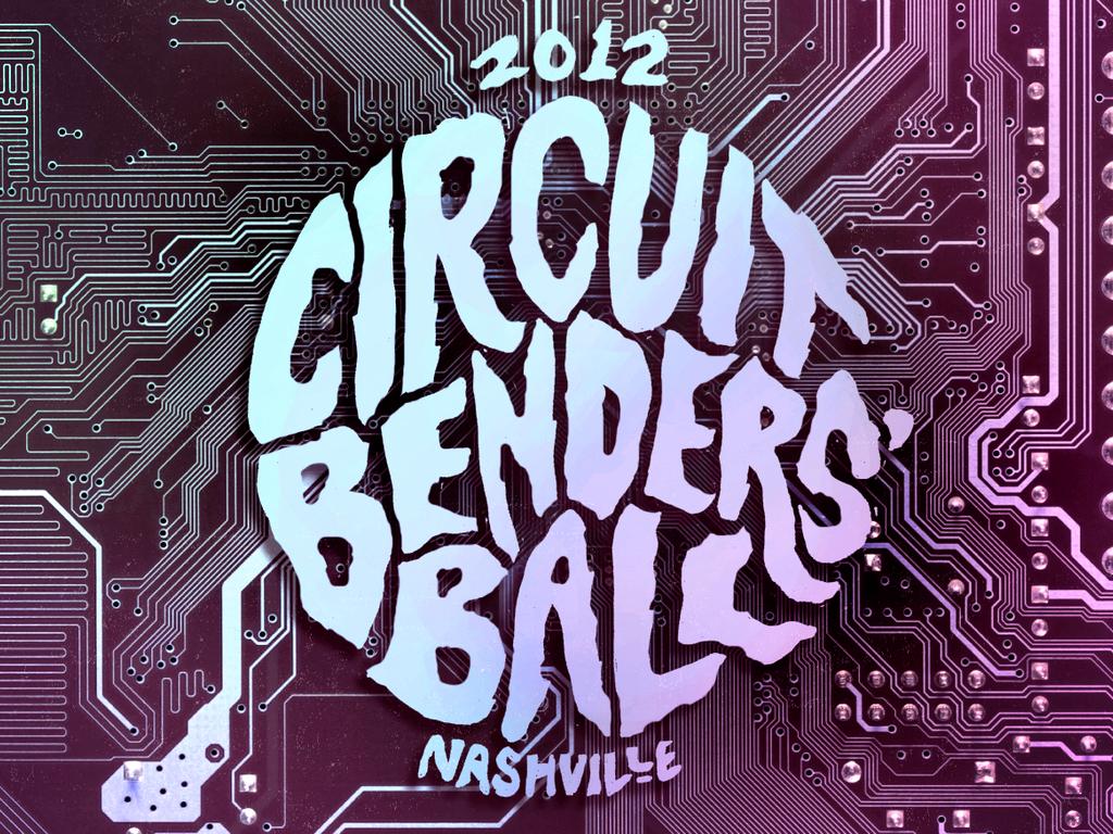 2012 Circuit Benders' Ball Nashvlle's video poster