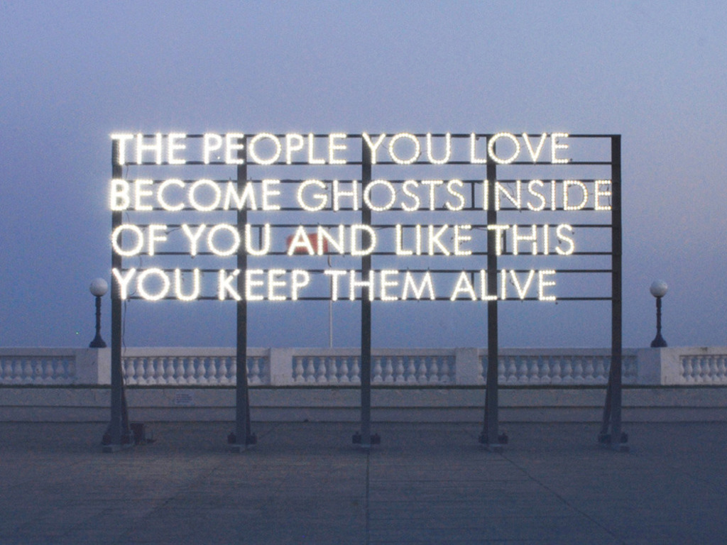 Robert Montgomery: Echoes of Voices in the High Towers's video poster