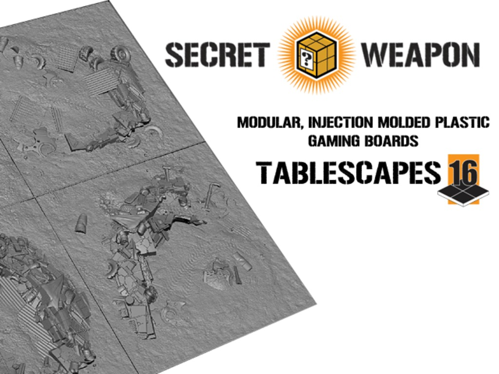 Tablescapes - by Secret Weapon Miniatures's video poster