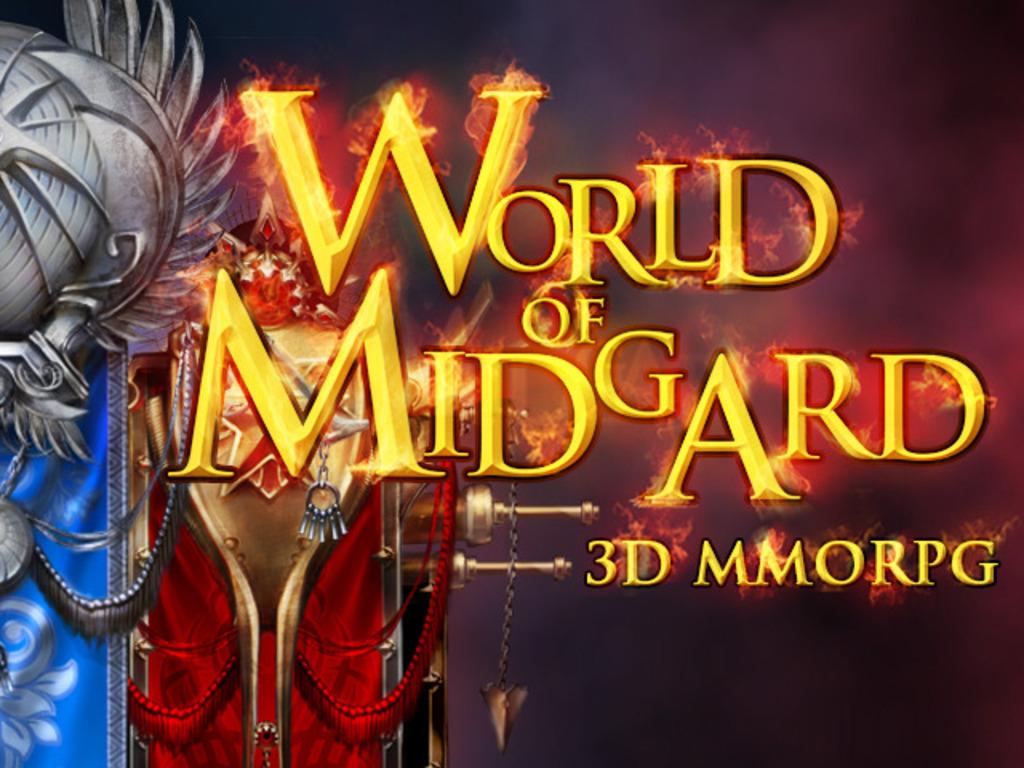 Midgard's video poster