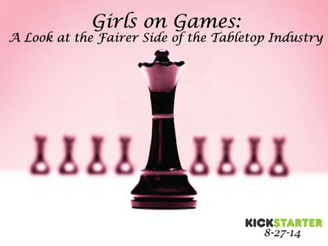 Girls on Games: A Look at the Fairer Side of the Industry