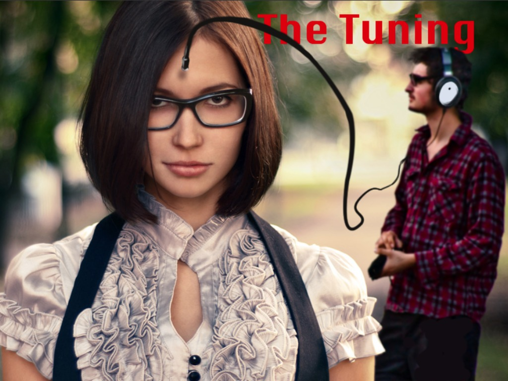 THE TUNING. A film about telepathy gone wrong.'s video poster