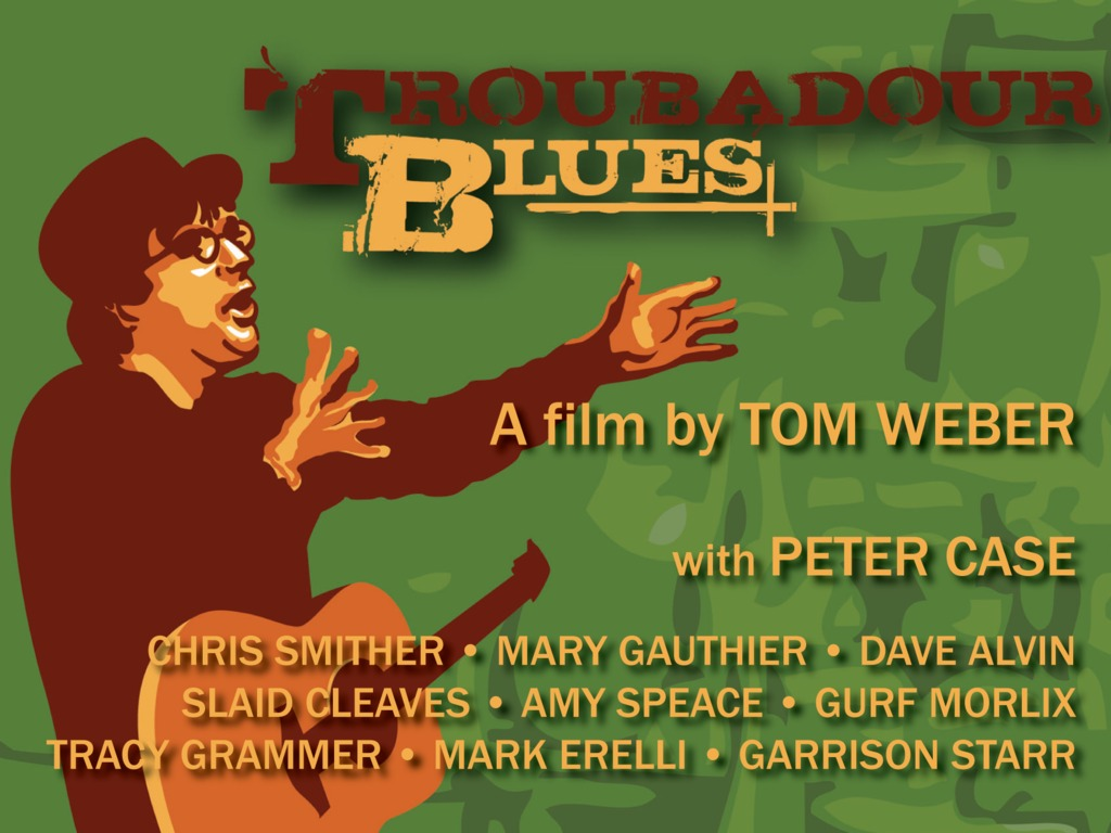 "Last 24 hours to support ""Troubadour Blues""!'s video poster"