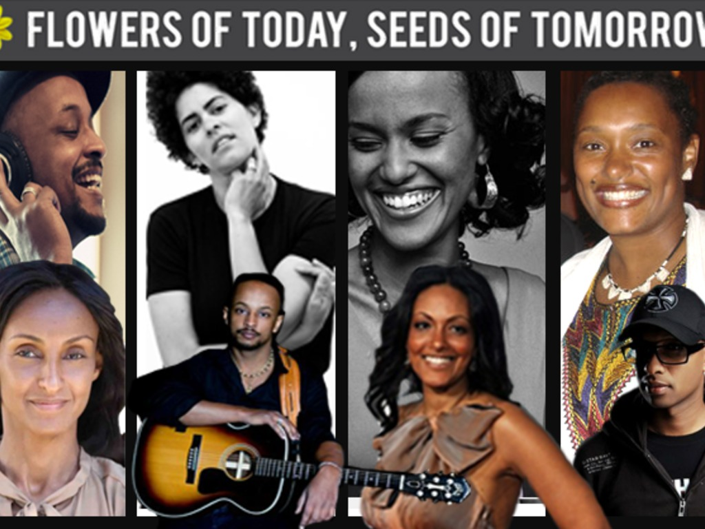 Coffee Table Book: Flowers of Today, Seeds of Tomorrow's video poster