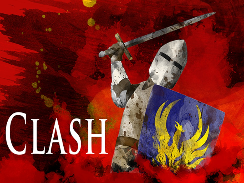 Clash: Fantasy turn-based strategy game for phone & tablets's video poster