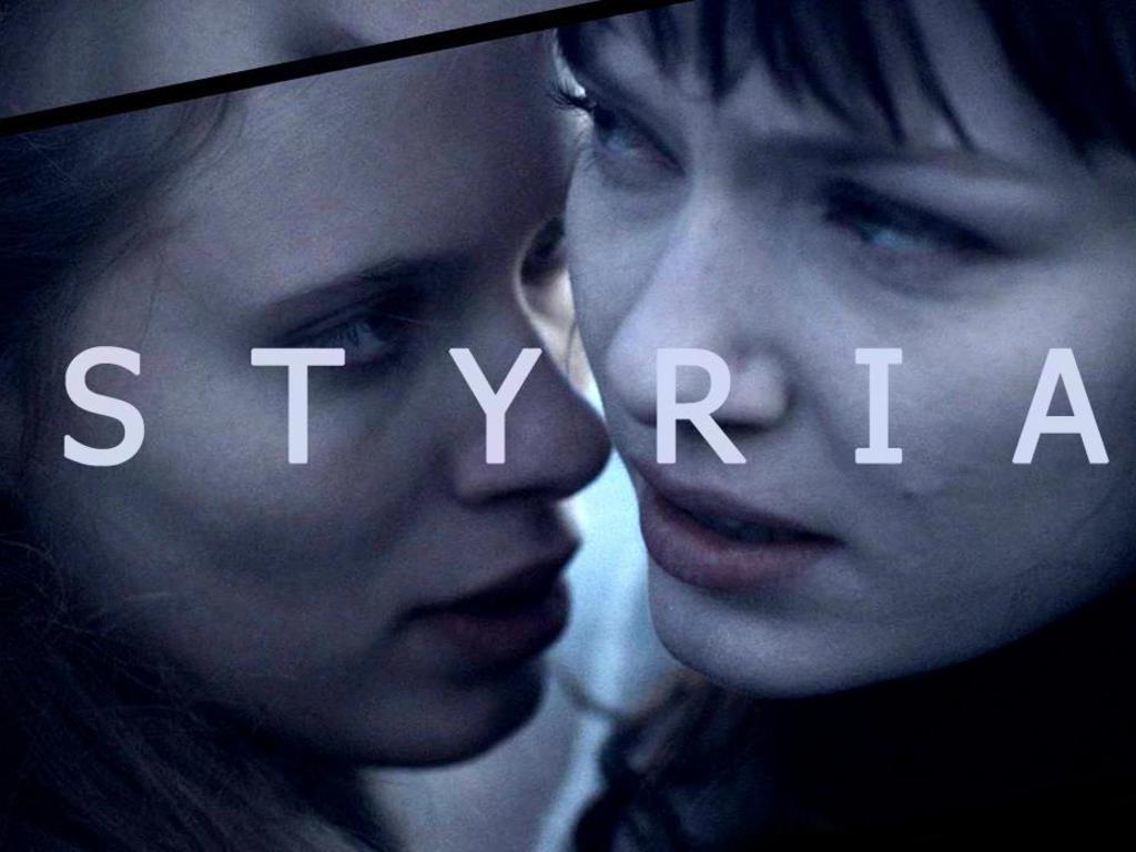 STYRIA - based on Sheridan le Fanu's Carmilla's video poster