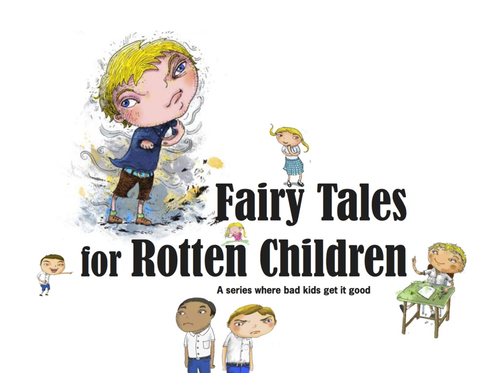 Fairy Tales for Rotten Children's video poster