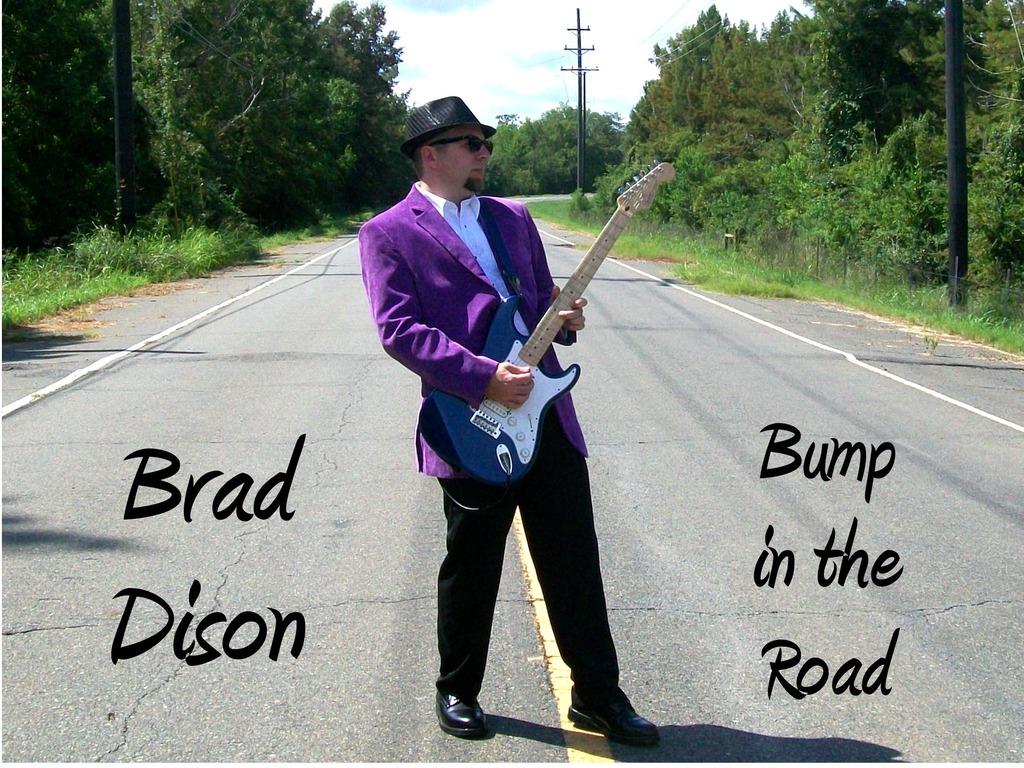 Brad Dison Debut Louisiana Blues Album Bump in the Road's video poster