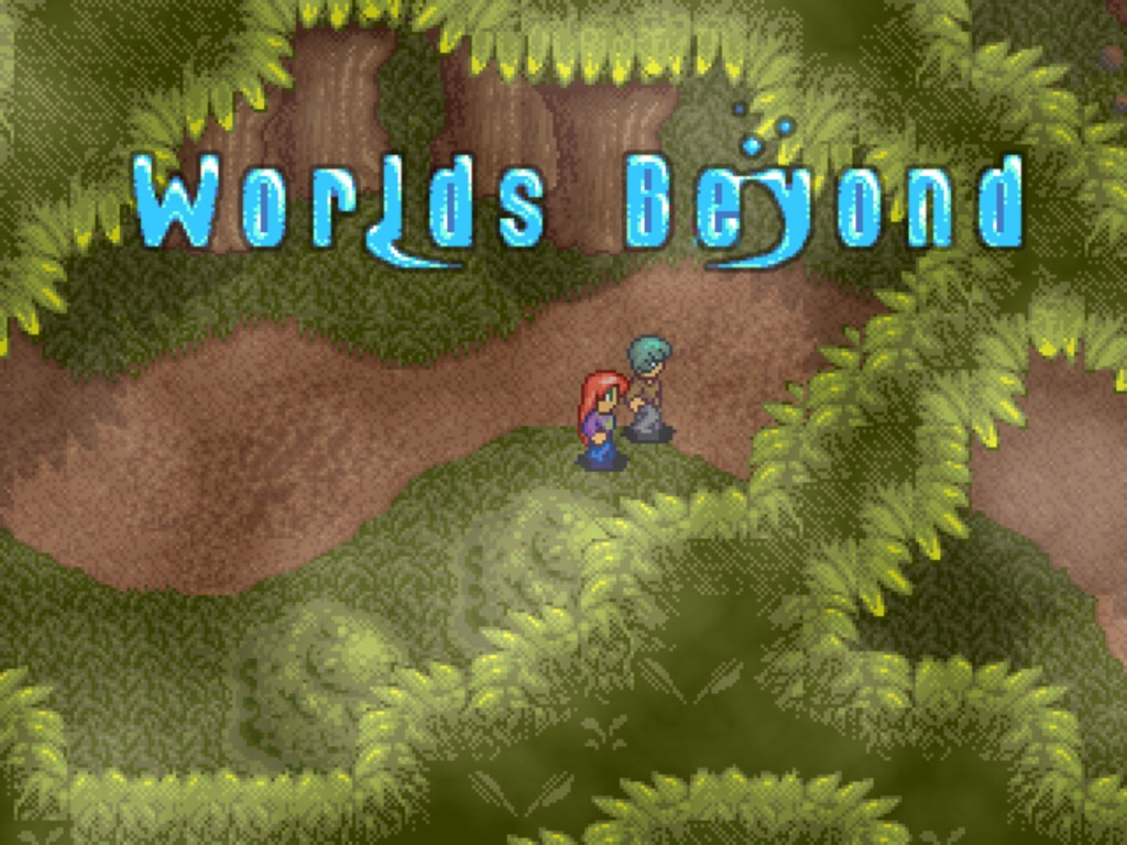 Worlds Beyond - Classic retro RPG about the end of the world's video poster