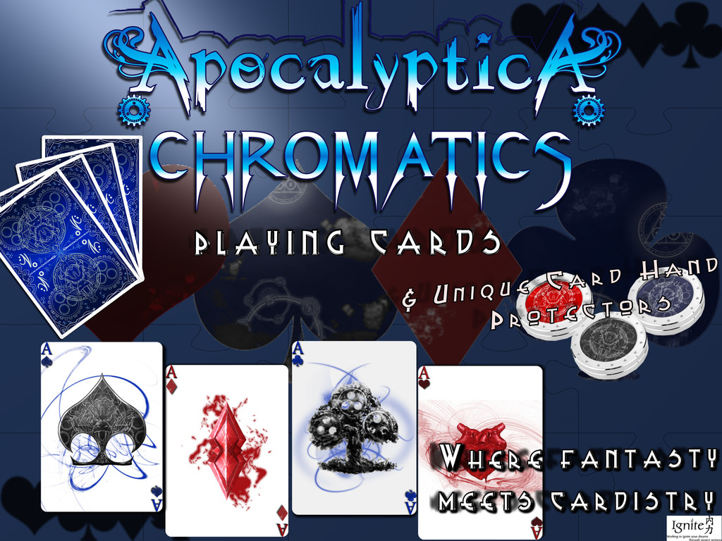 Bicycle® Apocalyptica Playing Cards Deck- The World Ends's video poster