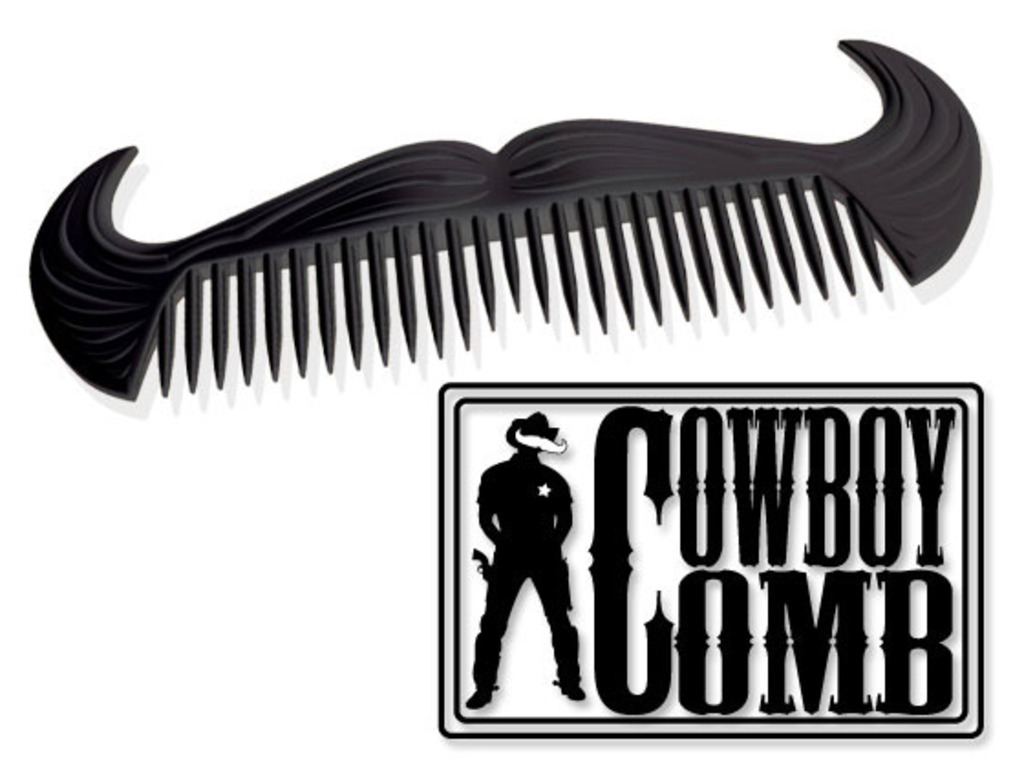 """The Original Cowboy Comb"" yeehaw!'s video poster"