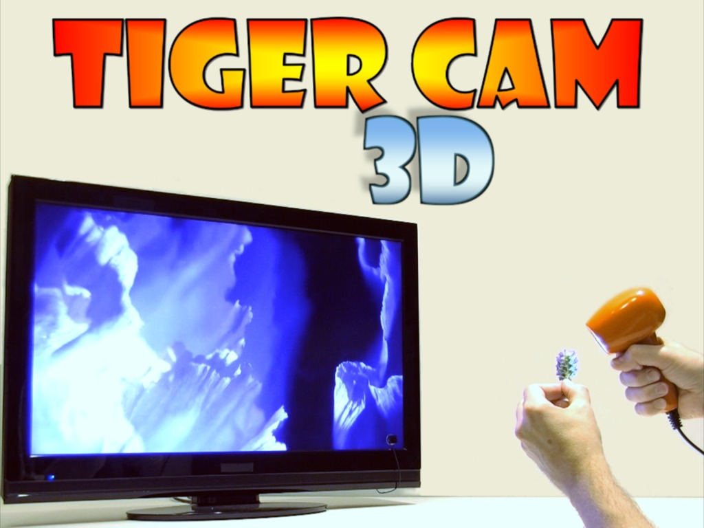 Tiger Cam: A 3D Digital Video Microscope (Canceled)'s video poster