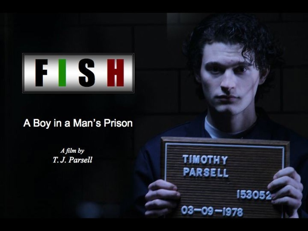Fish: A Boy in a Man's Prison (Feature Film)'s video poster