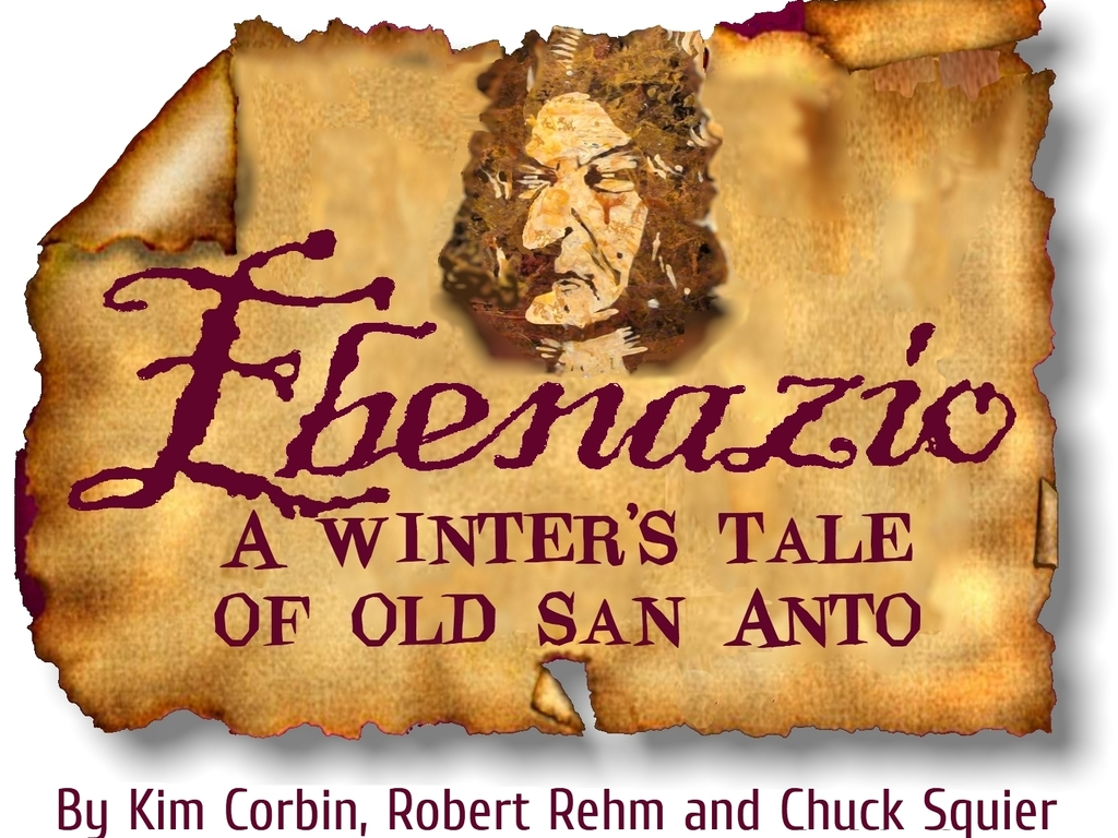 EBENAZIO - The roots of San Antonio in a sweet, spicy play's video poster