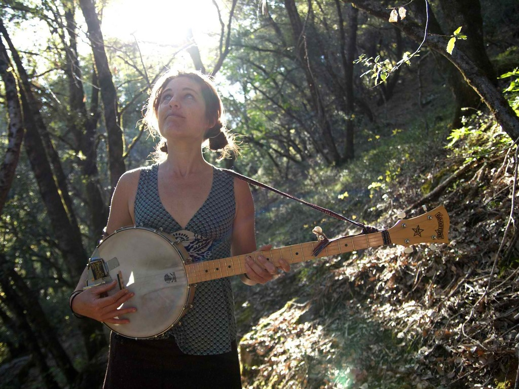 The Trembling Music of Water: Songs of Bike Touring Musician's video poster