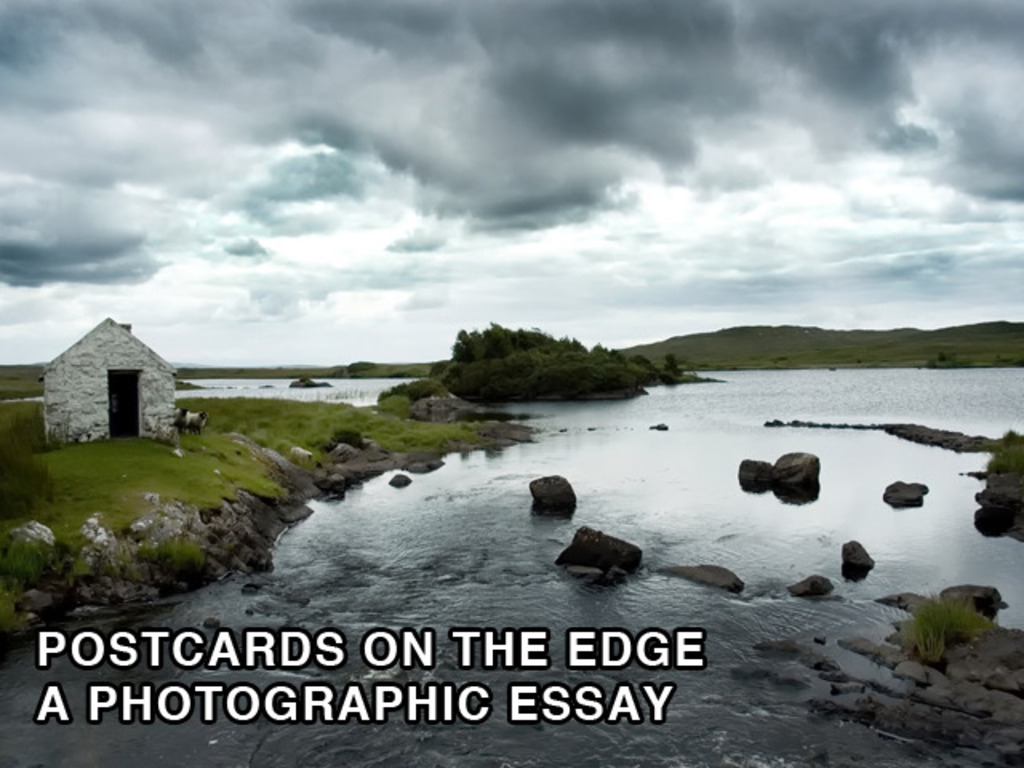 Postcards On The Edge's video poster