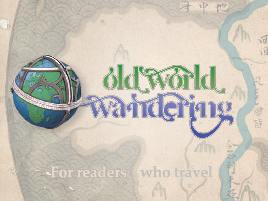 Old World Wandering's video poster