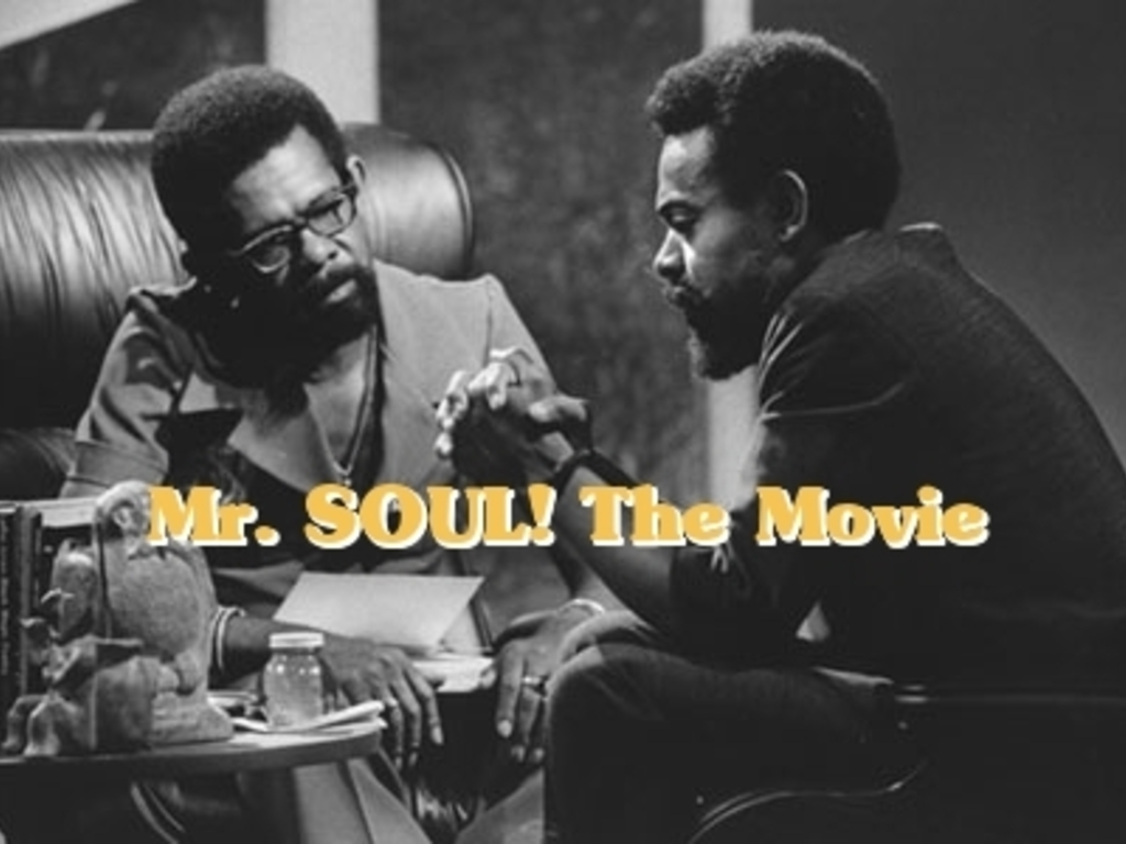 Mr. SOUL! The Movie's video poster