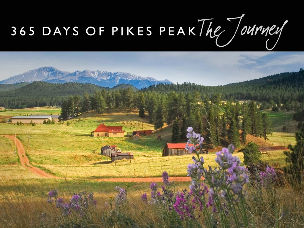 365 Days of Pikes Peak - The Journey's video poster
