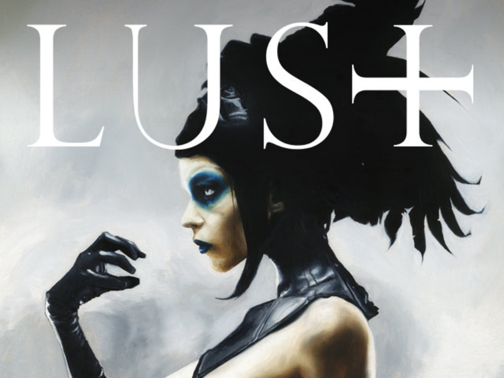 LUST's video poster