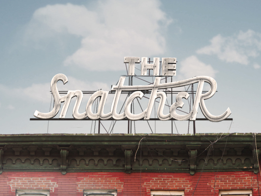 THE SNATCHER, a short film by Maria Gordillo's video poster