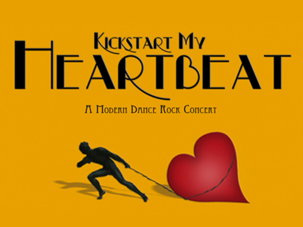 Heartbeat - Modern Dance Rock Concert's video poster