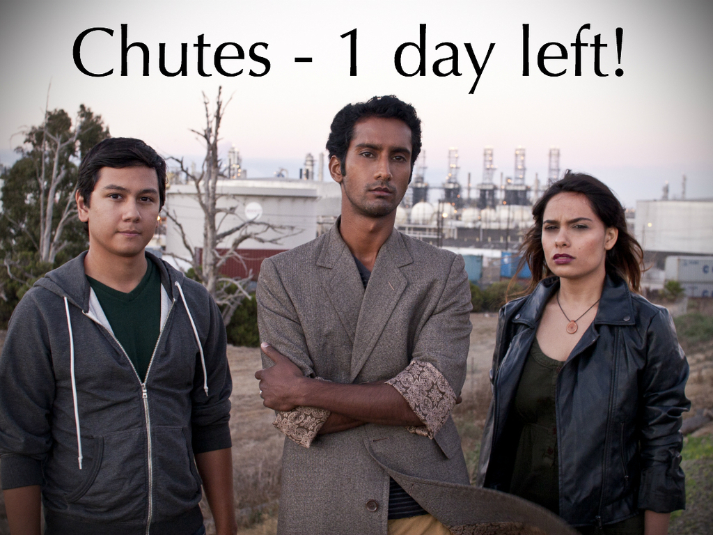 CHUTES - Web Series to Feature's video poster
