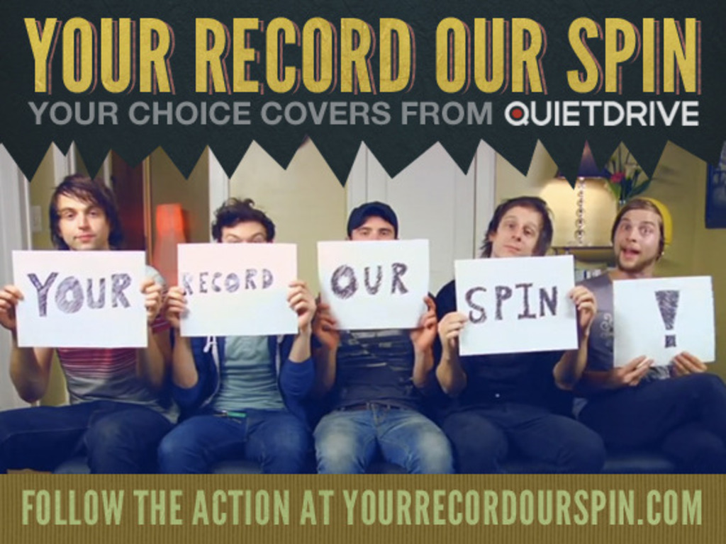Your Record, Our Spin's video poster