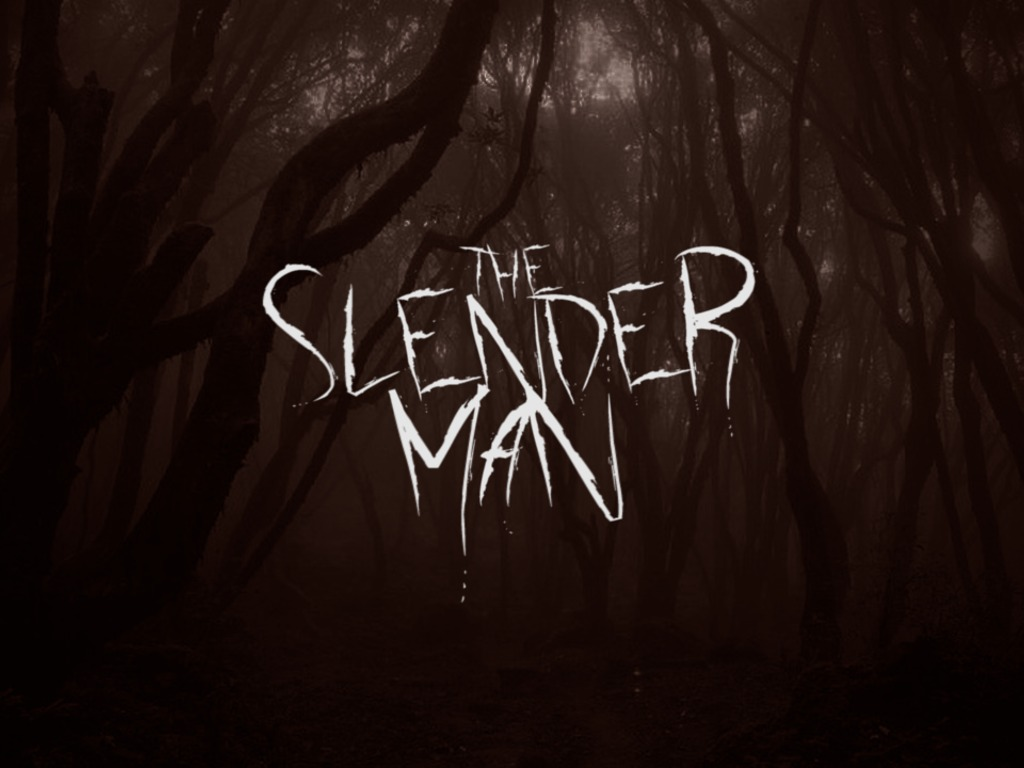 Slender Man: The Movie's video poster