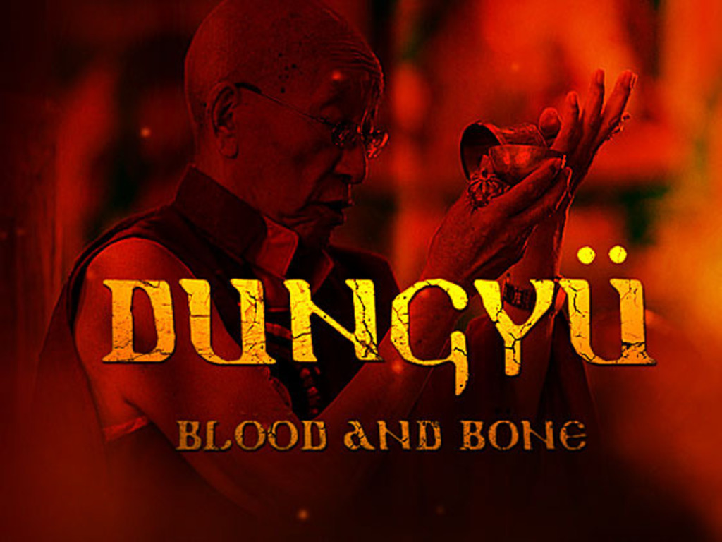 Dungyu - Blood and Bone's video poster