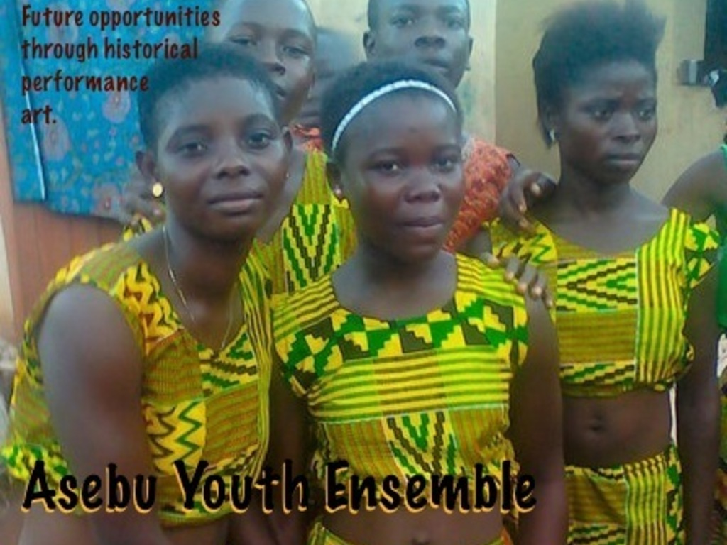 Youth to Youth: Ghanaian Cultural Drum & Dance's video poster