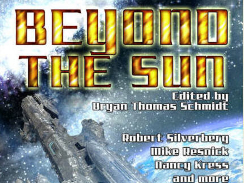 Beyond The Sun -Science Fiction Anthology (Sci-fi)'s video poster