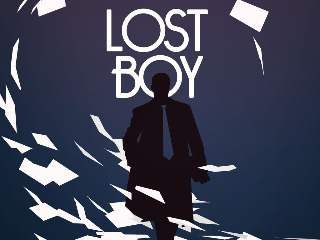 Lost Boy: A Prologue to Alexander Masterson's video poster