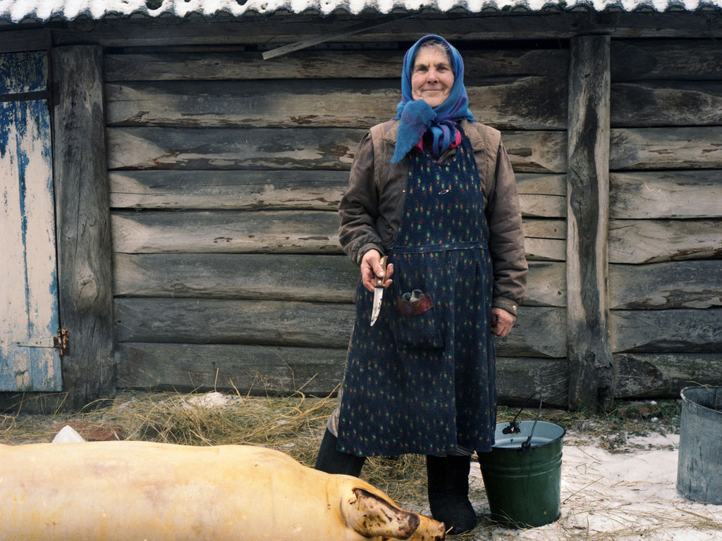 The Babushkas of Chernobyl's video poster