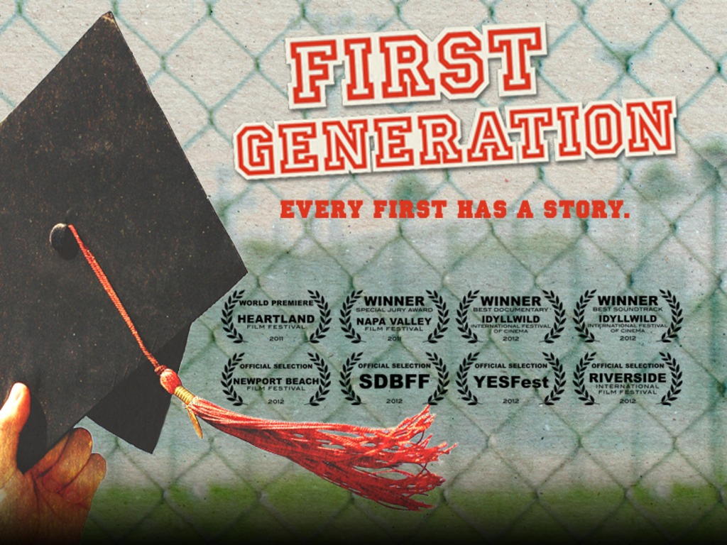 First Generation 50-State Educational Screening Tour's video poster