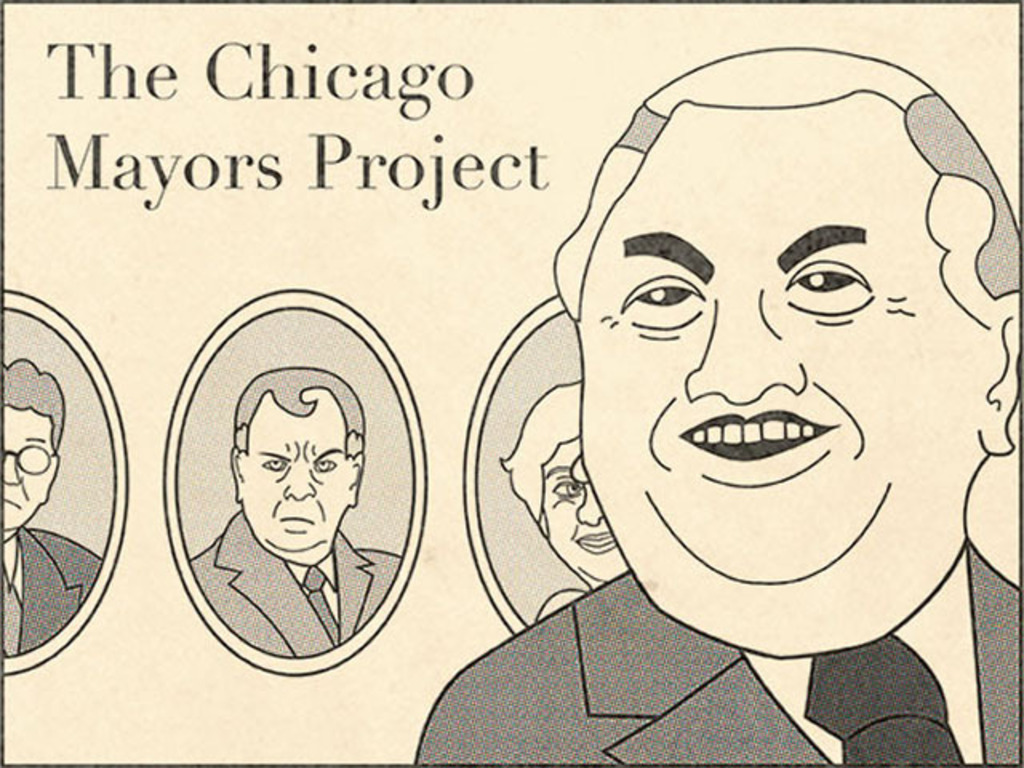 The Chicago Mayors Project's video poster