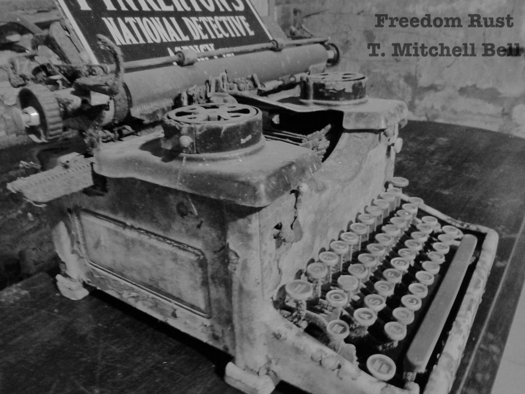 """""""Freedom Rust"""" by T. Mitchell Bell, a concept album.'s video poster"""