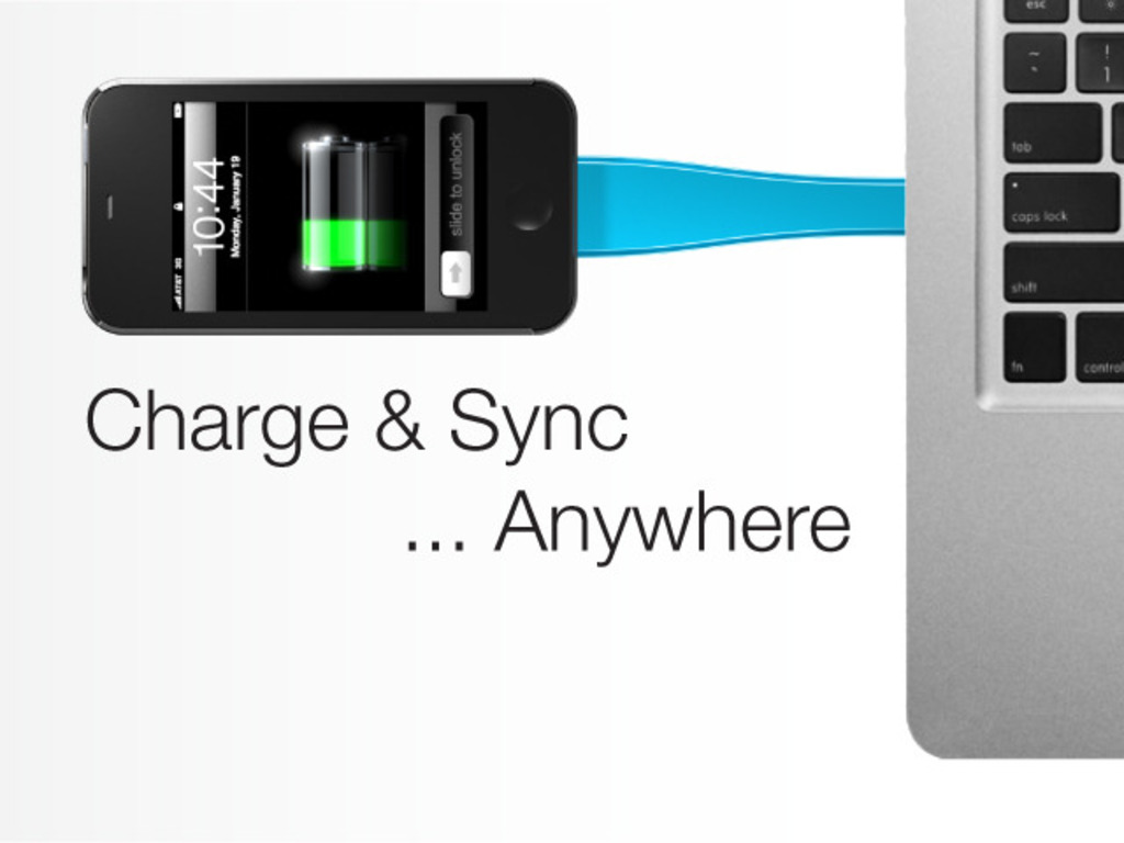 CASE:Lynk - Your EMERGENCY iPhone Charge & Sync Cord's video poster