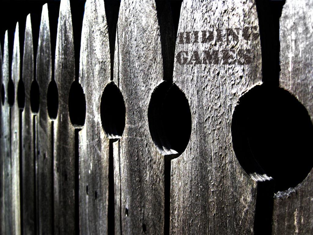 Hiding Games: A Narrative Short Film's video poster