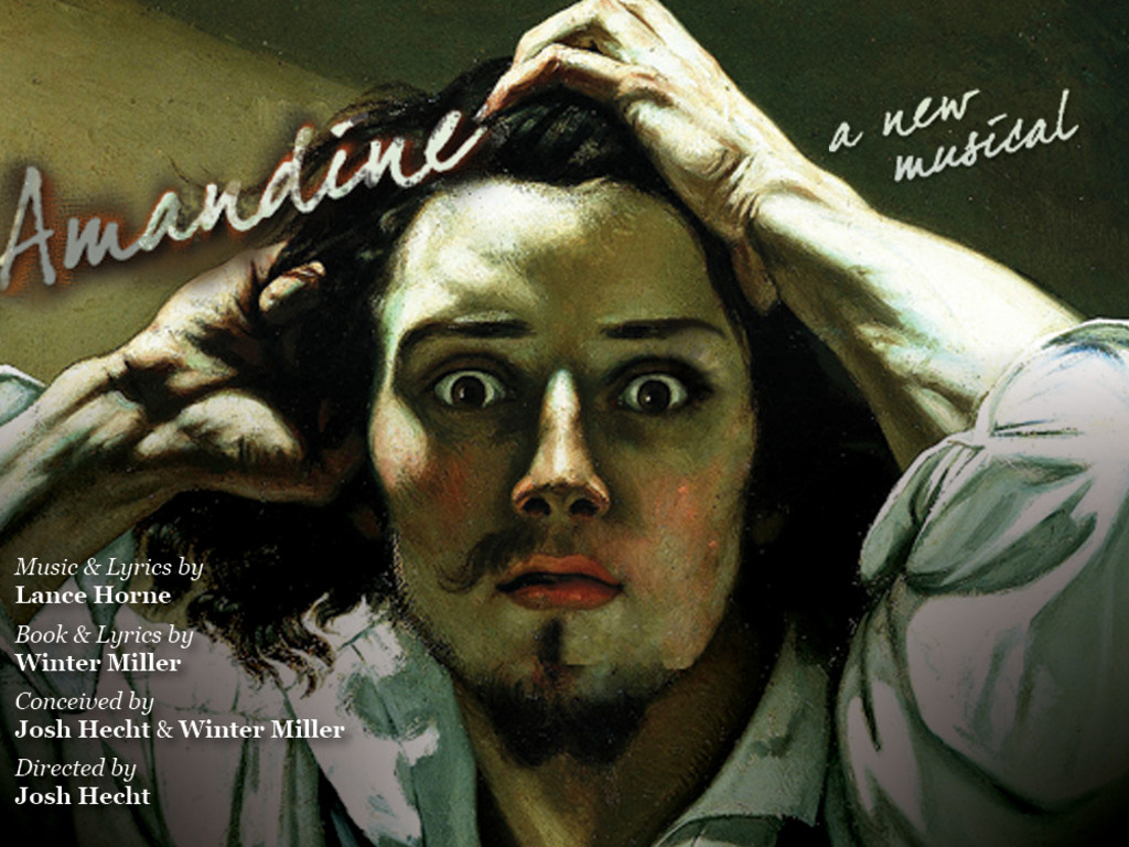 AMANDINE: A New Musical's video poster
