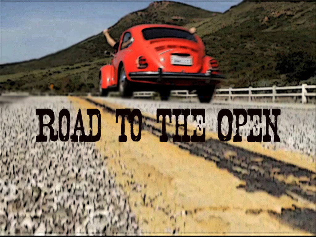 Road to the Open: a quirky feature film about life and love.'s video poster